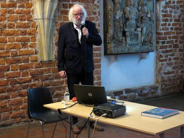 Wykład w Muzeum Architektury we Wrocławiu