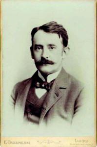 Portret Teodora Talowskiego