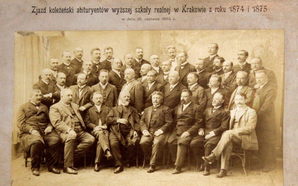 Zjazd koleżeński Teodor Talowski